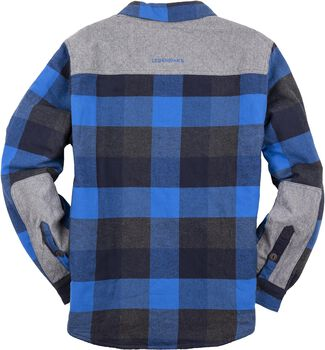 Men's Woodsman Heavyweight Flannel Shirt Jacket