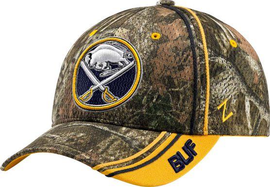Mossy Oak Infinity Camo NHL Slash Cap