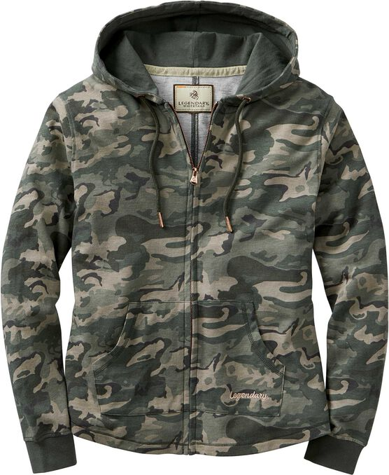 Women's Base Camp French Terry Full Zip Hoodie