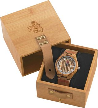 original the x wood oak whiskey dapifer jim barrel watches beam bourbon high fashion watch grain