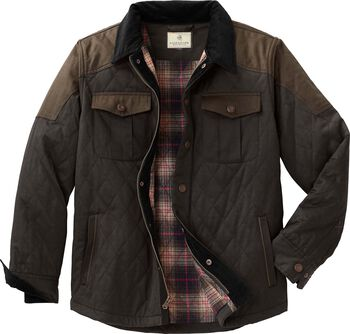 Men's Tough As Buck Quilted Field Jacket