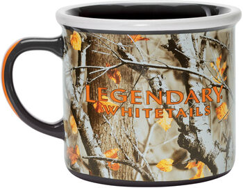 Legendary Big Game Camo Camp Mug