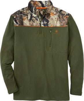 Men's Recon 1/4 Zip Fleece