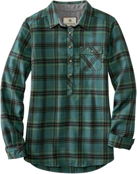 Women's Firelight Popover Flannel Tunic