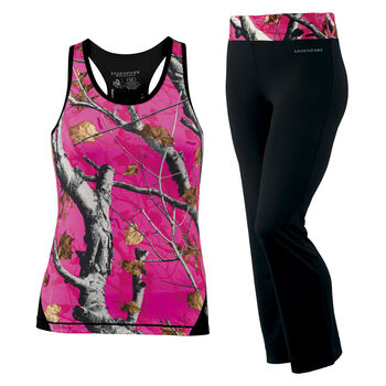 Women's On-The-Go-Camo Performance Set