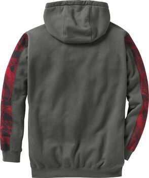 Men's Camo Plaid Outfitter Hoodie