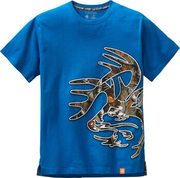 Men's Wild Buck Big Game Camo T-Shirt