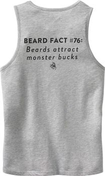 Men's Fact #76: Beard 4 Bucks Tank