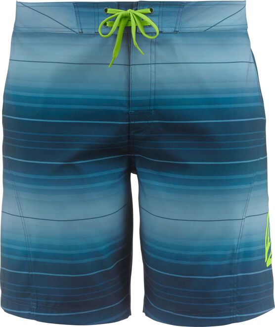 Men's Round Lake Ombre Board Shorts