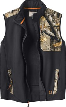 Men's Brush Buster Softshell Vest