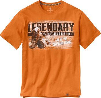 Men's Legendary Outdoors Boot T-Shirt