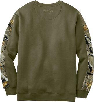 Men's Outfitter Crew Fleece Sweatshirt