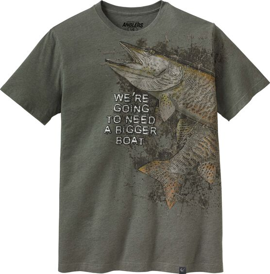 Men's Bigger Boat T-shirt
