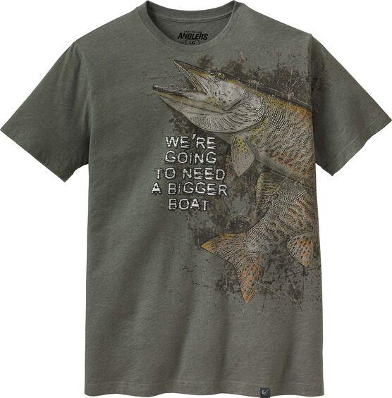 Men's Bigger Boat T-shirt