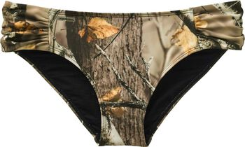 Women's Big Game Camo Bikini Swim Bottom