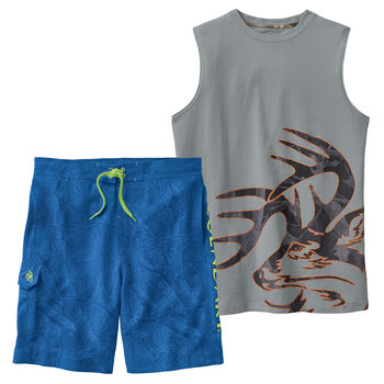 Men's Matrix Swim Set