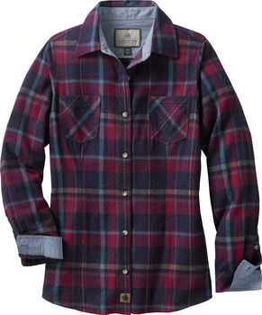 Women's Cottage Escape Flannel Shirt
