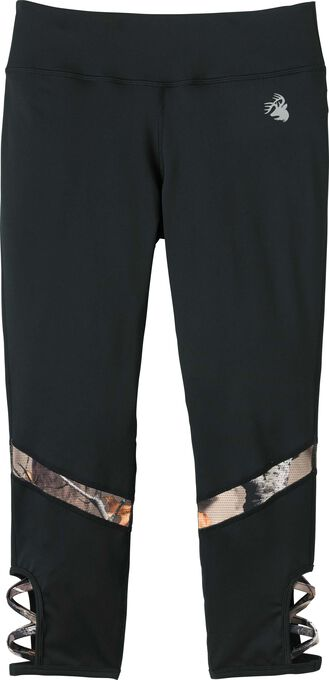 Women's Open Air Performance Capri Pants