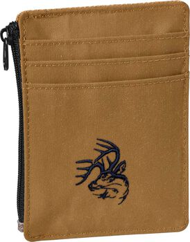 Men's High Impulse Front Pocket Canvas Wallet