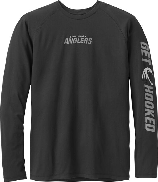 Men's Anglers Pro Long Sleeve T-Shirt