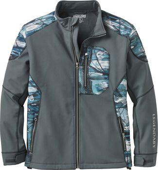 Men's Splitshot Hooded Softshell Jacket