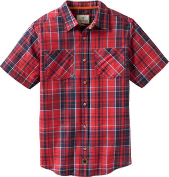 Men's Quick Cut Short Sleeve Button Up