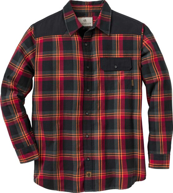 Men's Midnight Chalet Flannel