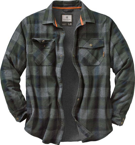Men's Archer Thermal Lined Flannel Shirt Jacket