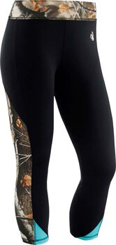 Women's Full Range Big Game Workout Capri Pants