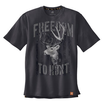 Men's Free to Dream Short Sleeve T-Shirt