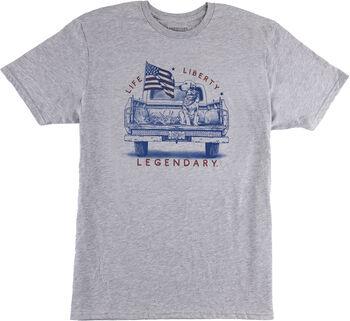 Men's Legendary Whitetails Short Sleeve T-Shirt