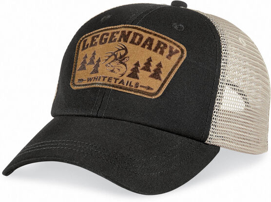 Men's Treeline Patch Cap