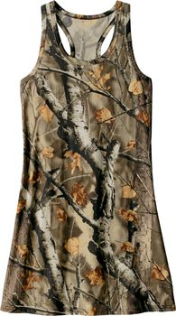 Women's Birchwood Big Game Camo Tank Dress