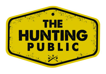 The Hunting Public Logo Decal
