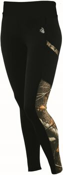 Women's Driven Performance Big Game Camo Leggings