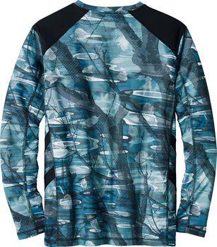 Men's Crystal Bay Long Sleeve Performance T-shirt