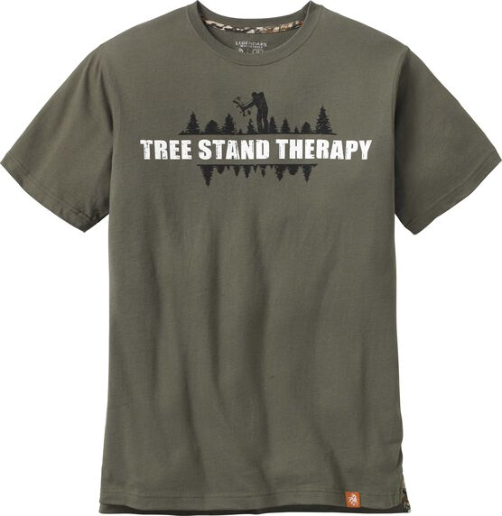 Men's Tree Stand Therapy T-shirt
