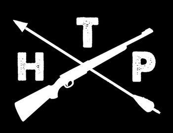 THP Bows and Guns Decal