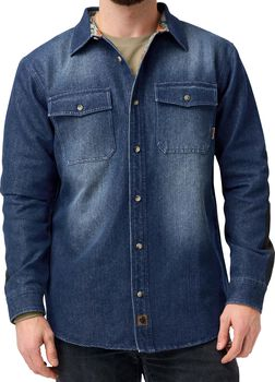 Men's Shed Bounty Heavyweight Denim Shirt