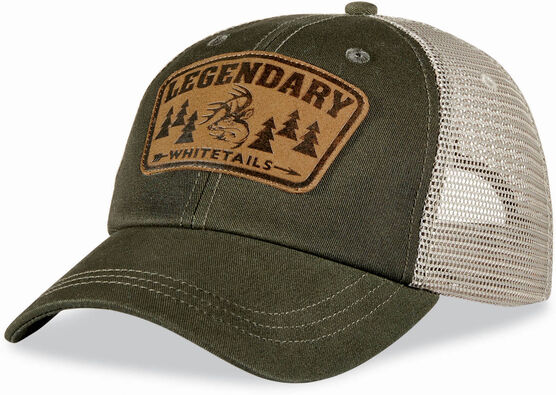 Men's Treeline Patch Cap