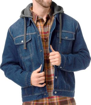 Hideout Denim Jacket