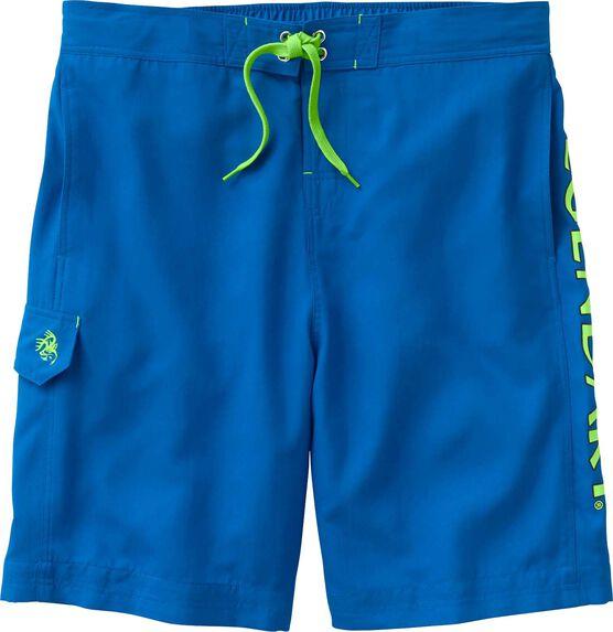 Men's Big Game Camo Matrix Swim Shorts
