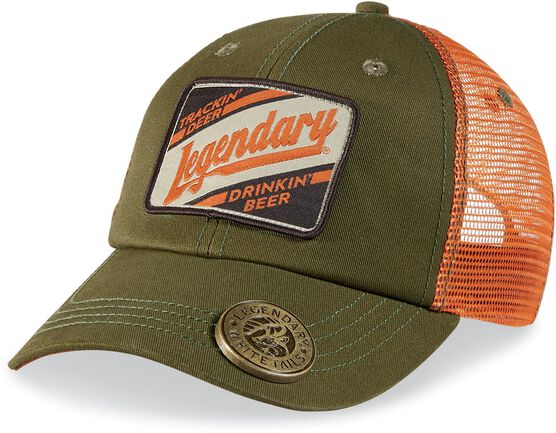 Men's Legendary Patch Cap