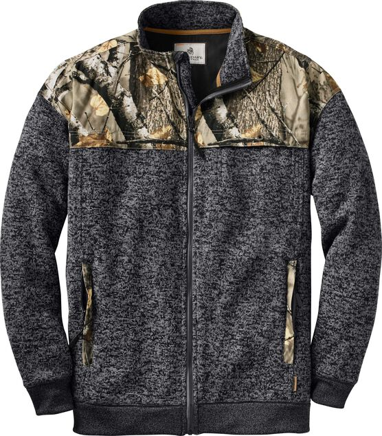 Men's Forager Full Zip Fleece