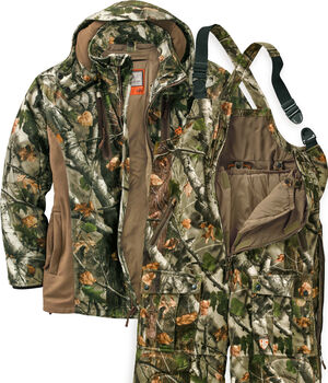 HuntGuard Jacket & Bibs