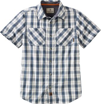 Men's Free & Easy Short Sleeve Button Up