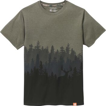 Men's Timber Shadow Short Sleeve T-Shirt
