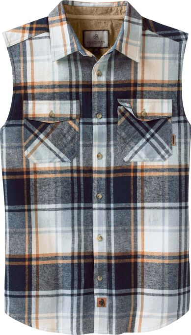 Men's Big Country Sleeveless Flannel