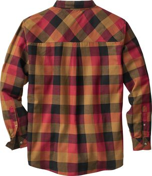 Men's Lumberyard Long Sleeve Button Up Shirt
