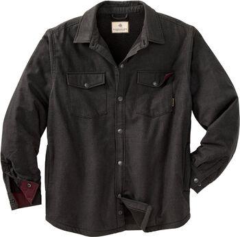 Men's Old Buck Fleece Lined Shirt Jacket